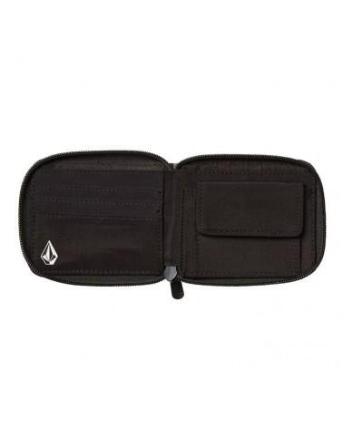 Volcom Full Zip Wallet - Camo