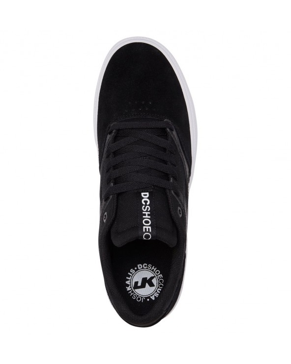 Dc Kalis Vulc Leather - Black/White (bkw)