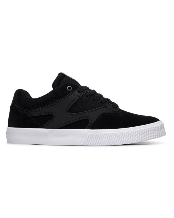 Dc Kalis Vulc Leather - Black/White (bkw)