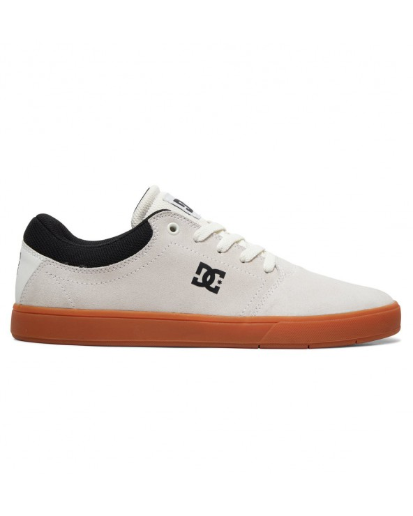 Dc Crisis Shoe - Light Grey (VA3)