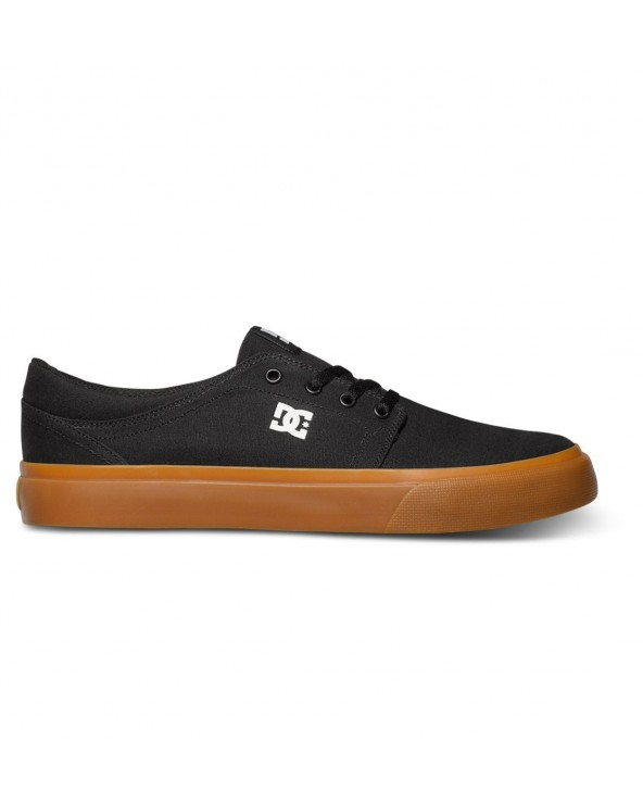 Dc Trase Tx Shoes - Black/Gum (bgm)