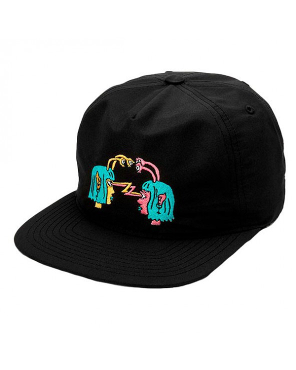 Volcom Ozzy Alien Youth Cap - Black