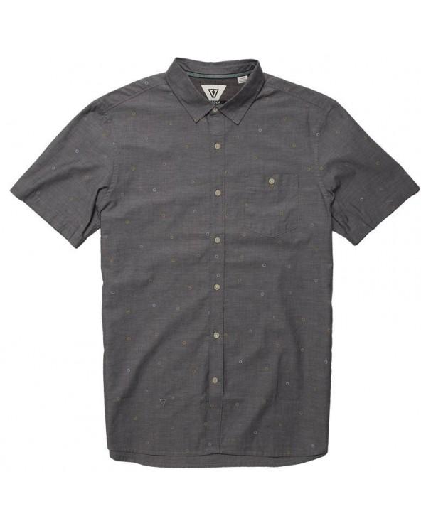 Vissla Sietegon Shirt - Black