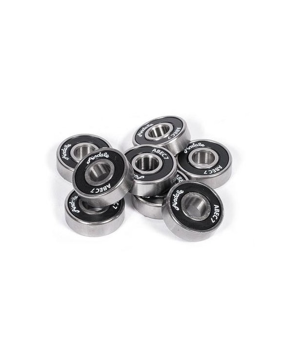 Andale ABEC 7 Skateboard Bearings (8 Pack)