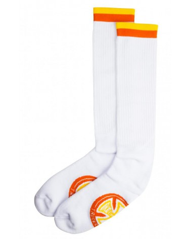 Independent Sock Chroma Sock - White - One Size