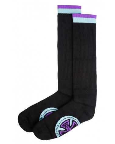 Independent Sock Chroma Sock - Black - One Size