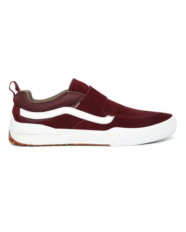 Vans Kyle Walker Pro 2 Shoes - Port/Walnut