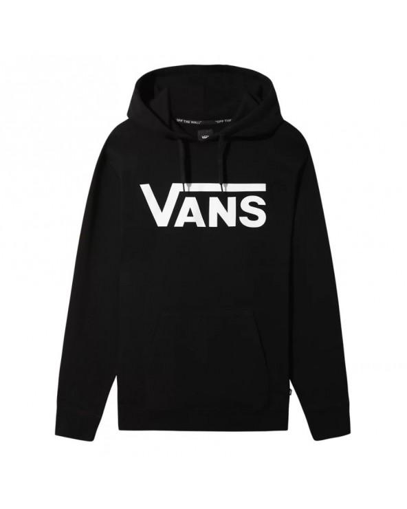Vans Classic Hoodie - Black White