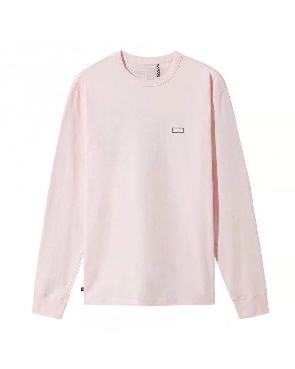 Vans Off The Wall Classic Graphic Long Sleeve - Vans Cool Pink