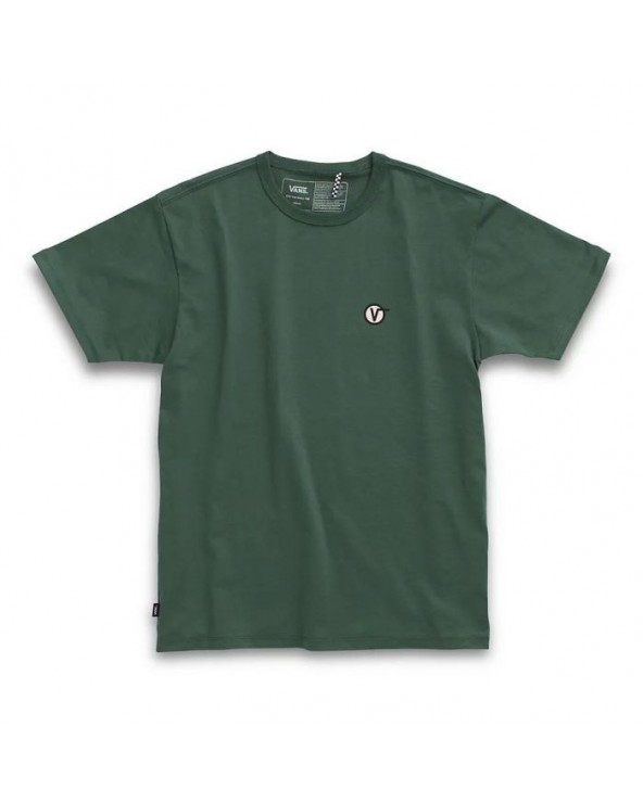 Vans Off The Wall Classic Circle V Tee - Pine Needle