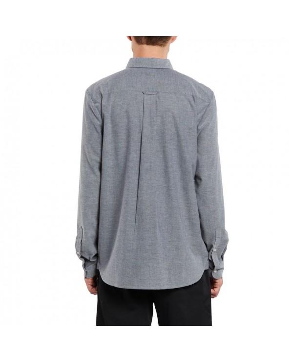 Volcom Oxford Stretch Shirt - Black