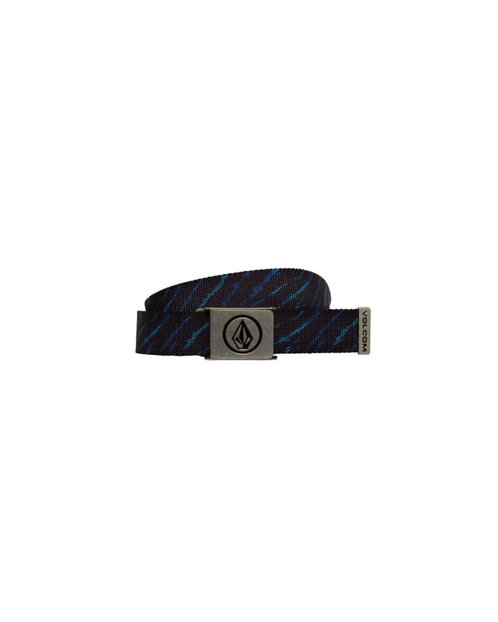 Volcom Circle Web Belt - Tie Dye