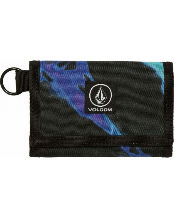 Volcom Box Stone Wallet - Tie Dye