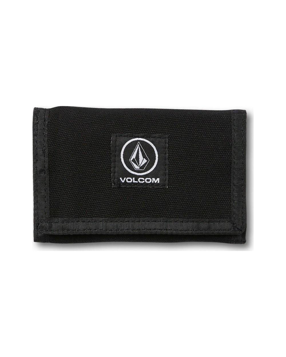 Volcom Box Stone Wallet - Black