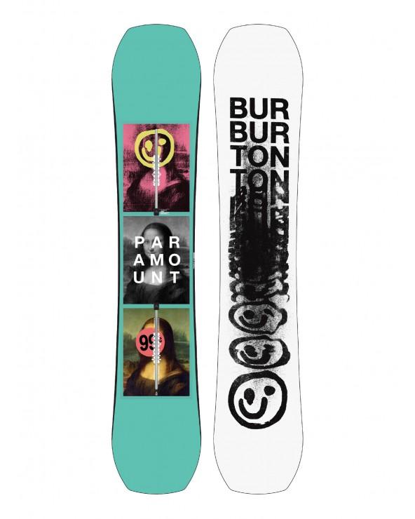 Burton Paramount Camber 158 Snowboard 2021.