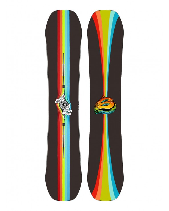 Burton Free Thinker Camber 157 Snowboard 2021.