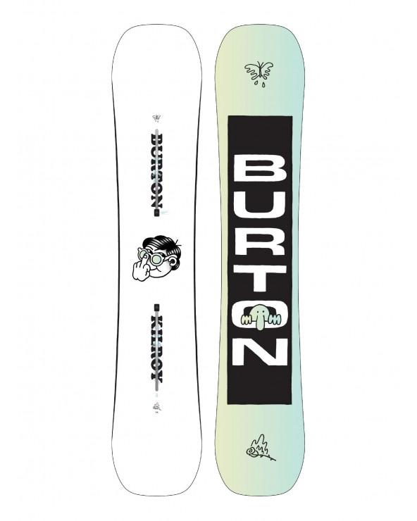 Burton Kilroy Twin Camber 155 Snowboard 2021.