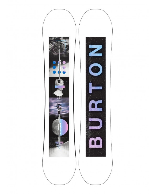 Burton Talent Scout Camber 146 Board 2021.