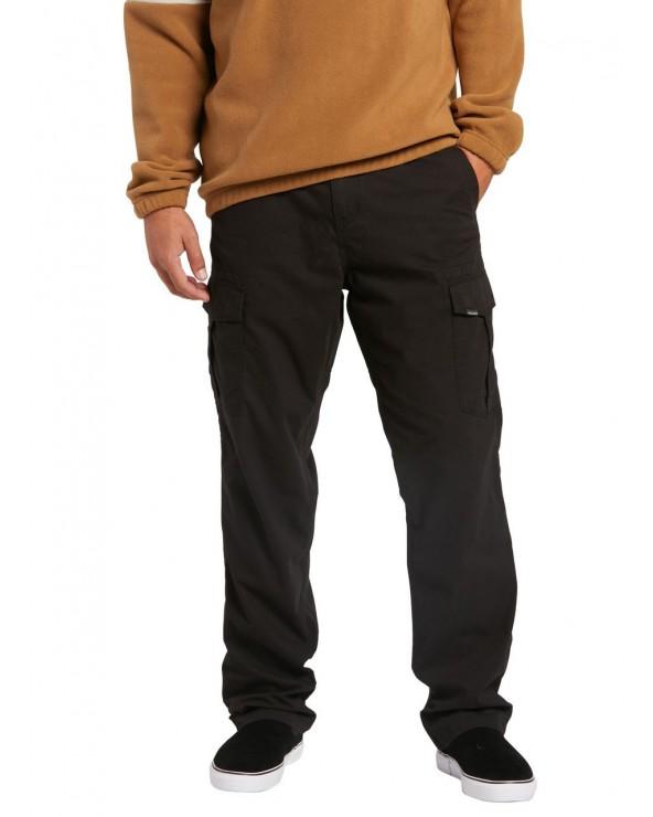 Volcom Miter II Cargo Pants - Black