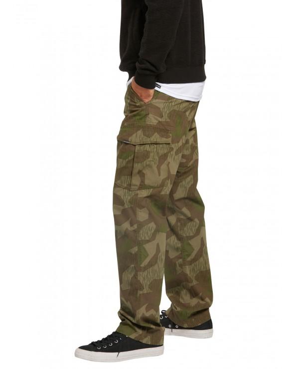 Volcom Miter II Cargo Pants - Rifle Green