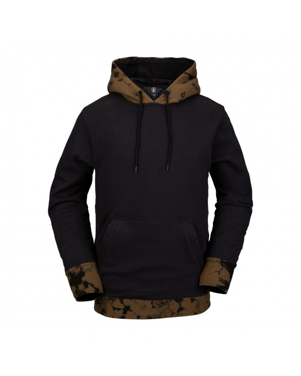 Volcom Snow Di Technical Riding Hoodie - Tie Dye