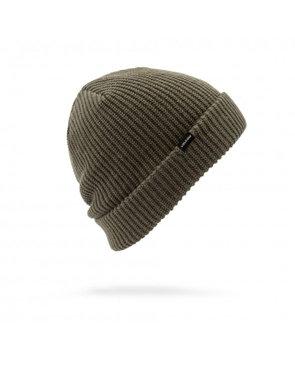 Volcom Snow Sweep Beanie - Dark Teak