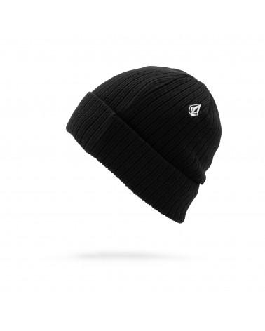 Volcom Snow Cord Beanie - Black