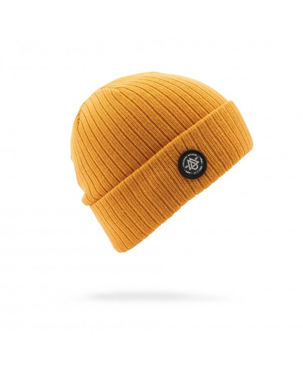 Volcom Snow Cord Beanie - Resin Gold