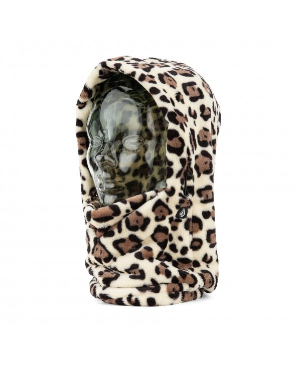 Volcom Snow Advent Hood - Leopard