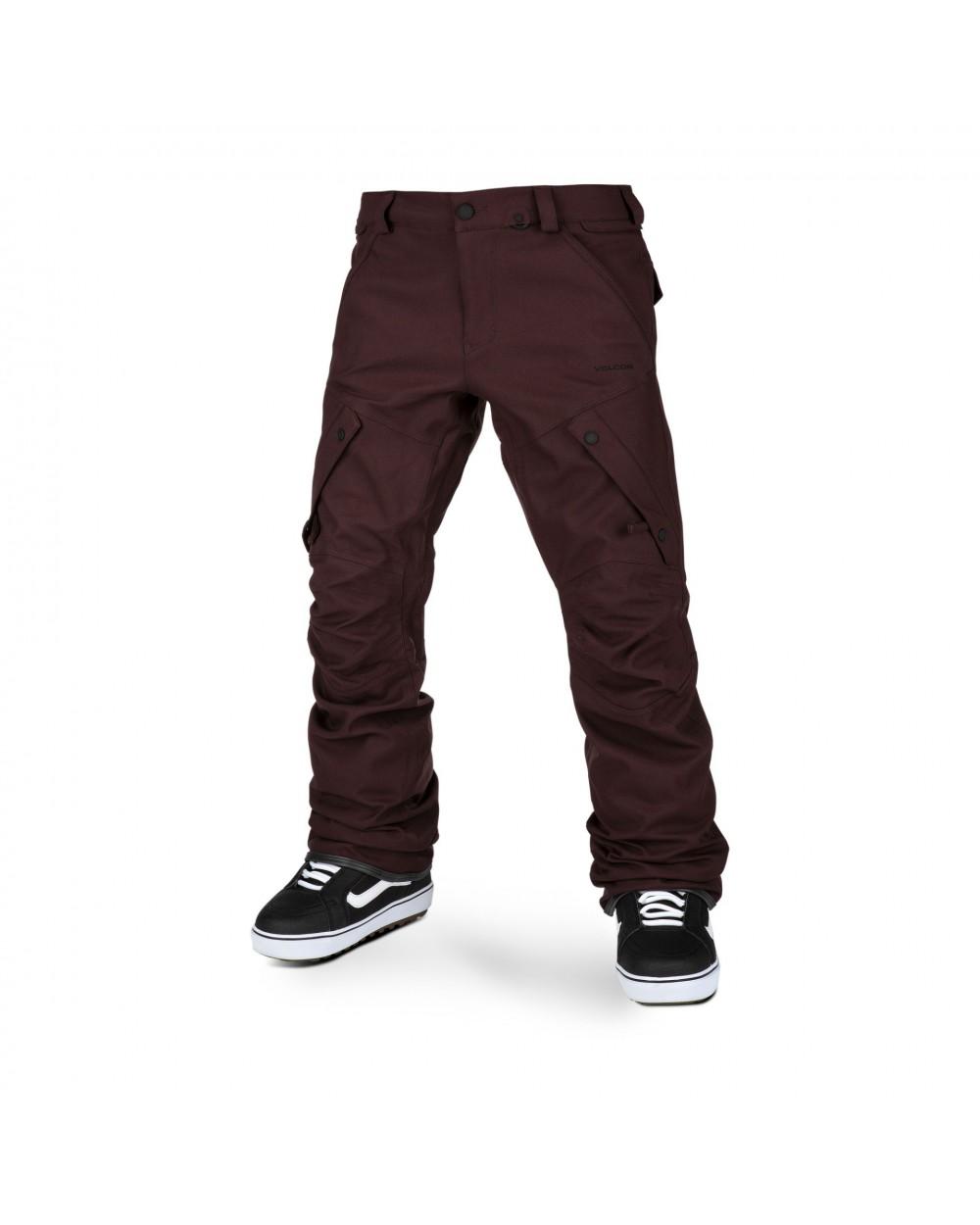 Volcom Snow Articulated  Pants - Burned Brick