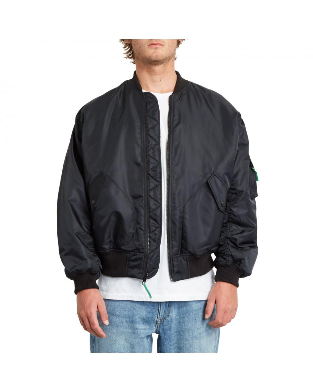 Volcom Greenfuzz Jacket - Black