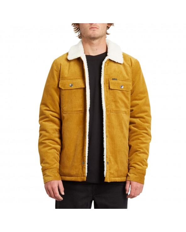 Volcom Keaton Jacket - Golden Brown