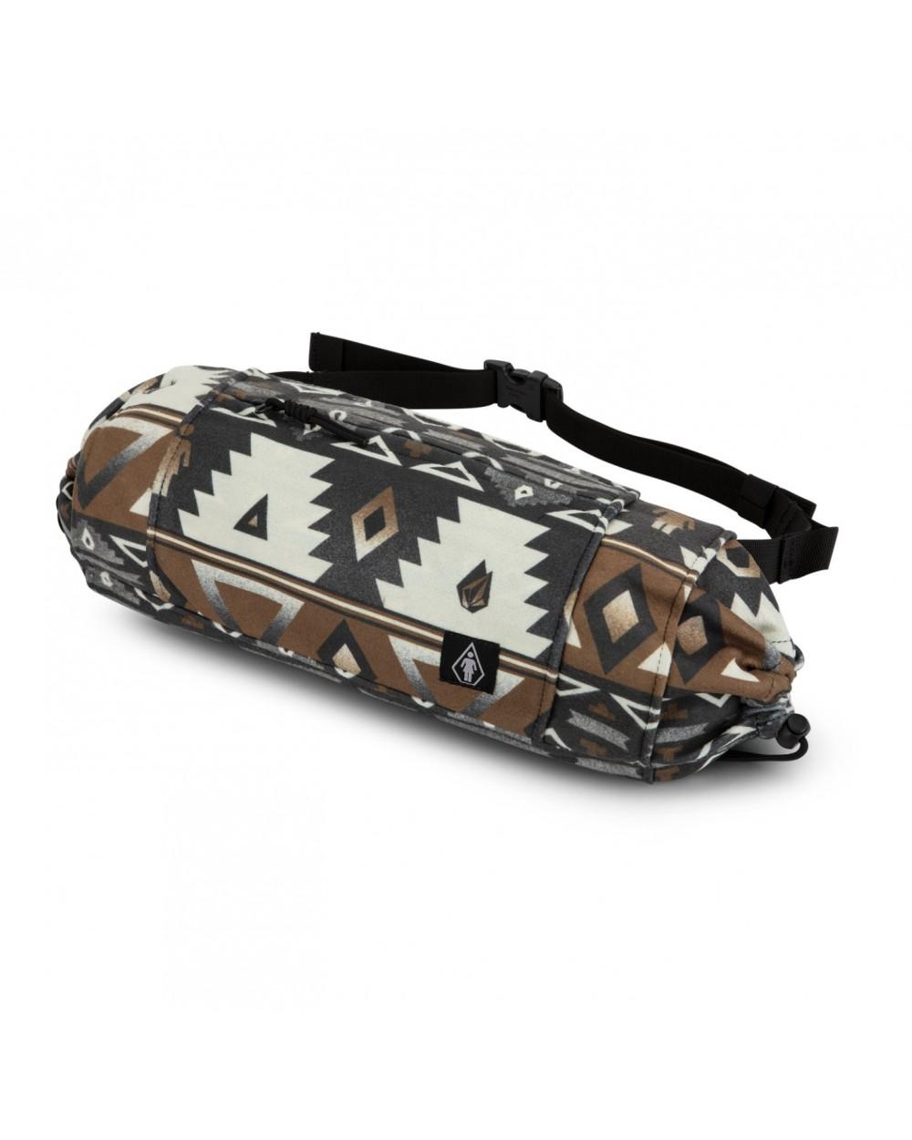Volcom X Girl Skateboards Bag - LImited Edition - Sand