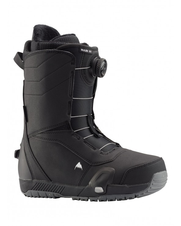 Burton Ruler Step On Snowboard Boot - Black