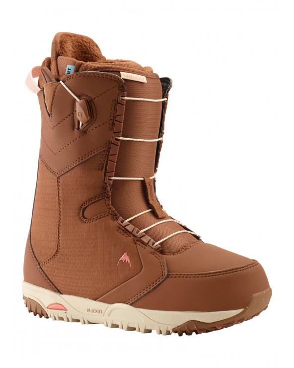 Burton Limelight Snowboard Boot - Brown Sugar