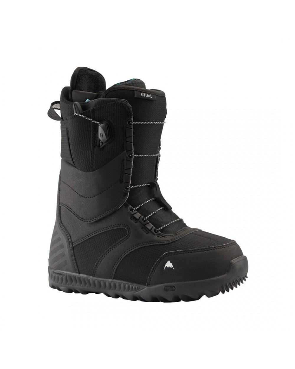 Burton Ritual Snowboard Boot - Black