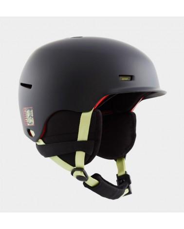 Anon Highwire Helmet - CE Black