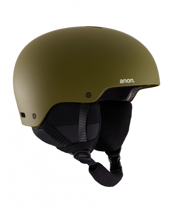 Anon Raider 3 Helmet - Green
