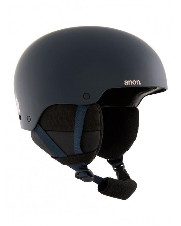 Anon Raider 3 Helmet - Rogasch Blue