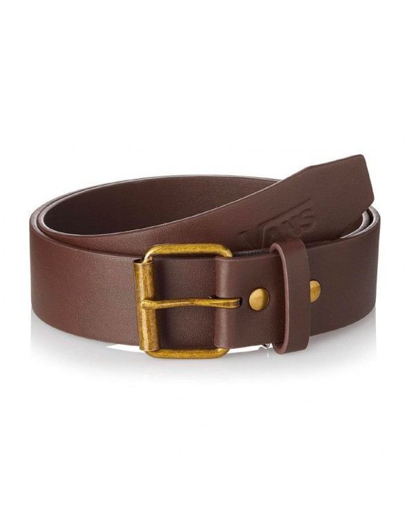 Vans Hunter II Pu Belt - Dark Brown