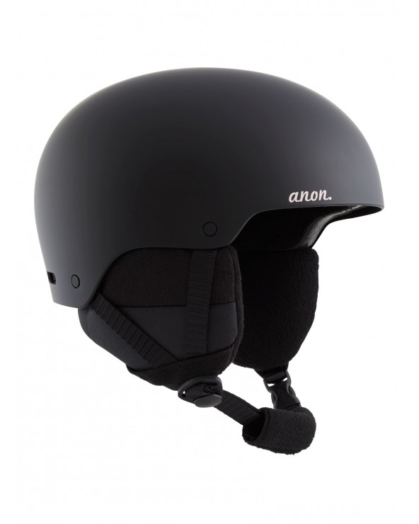 Anon Women's Greta 3 Helmet - Black