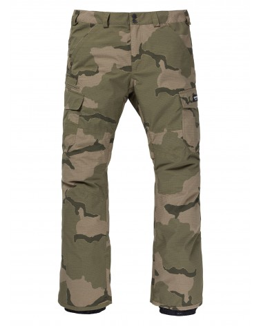 Burton Cargo Pant Regular Fit - Barren Camo