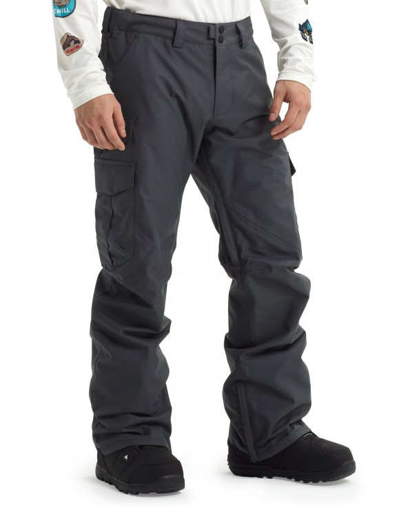 Burton Cargo Pant Relaxed Fit - Iron