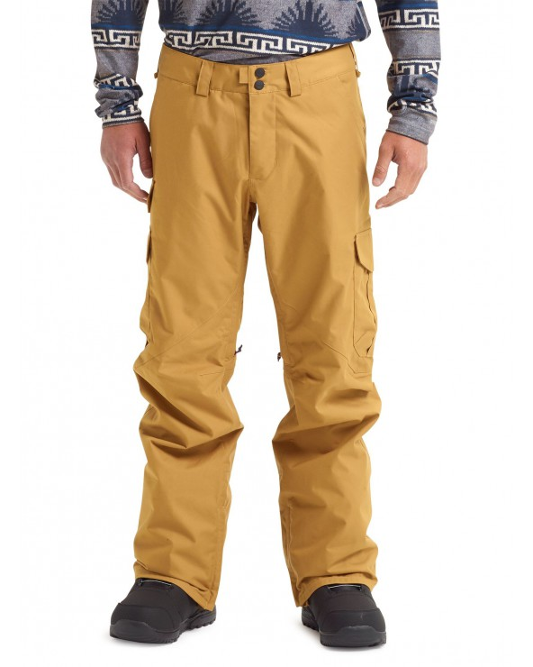 Burton Cargo Pant Relaxed Fit - Wood Thrush