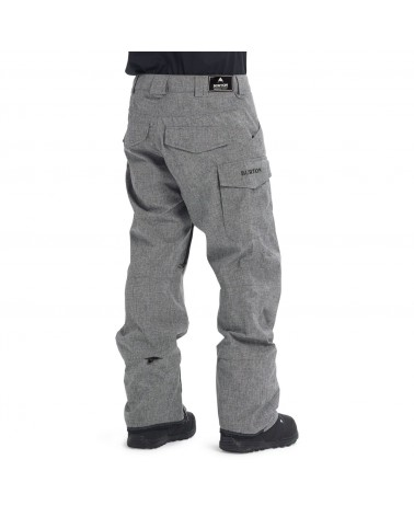 Burton Insulated Covert Pant - Bog Heather