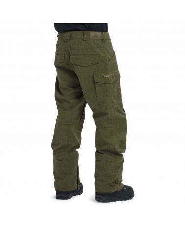 Burton Insulated Covert Pant - Keef Heather