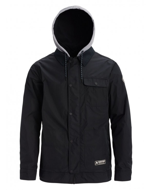 Burton Dunmore Jacket -True Black