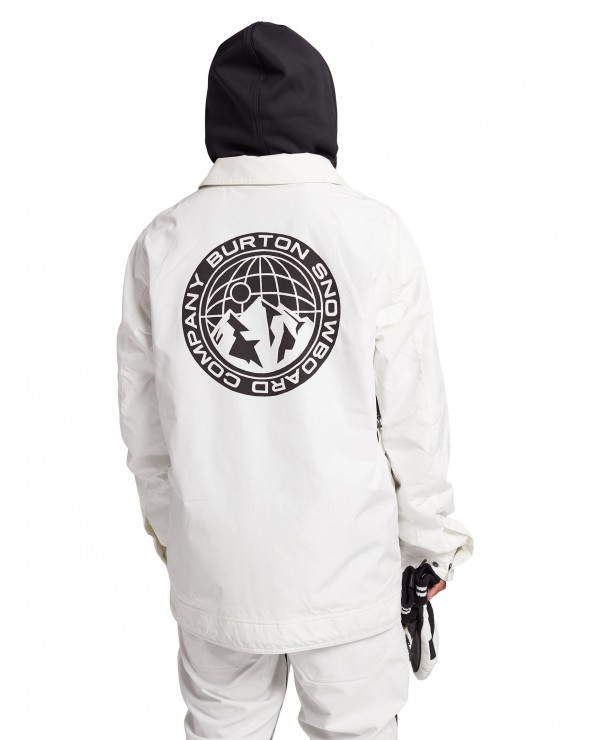 Burton Dunmore Jacket - Stout White
