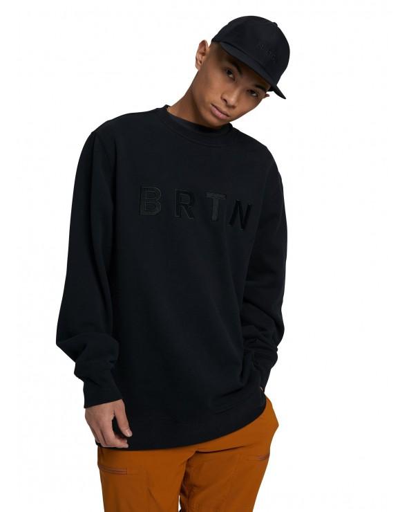 Burton BRTN Sweatshirt Crew - True Black