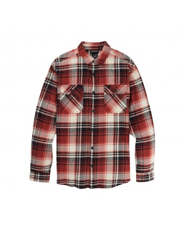 Burton Brighton Flannel Shirt - Tandori Stump Plaid